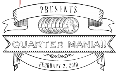 QUARTER MANIA, ST. LINUS CATHOLIC CHURCH, NORWALK, CA